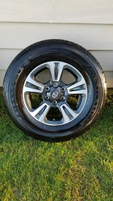 GREAT DEAL!! Toyota TRD 17 inch Tires and Alloy Wheels! in Hill AFB, UT