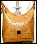 ***REDUCED***Rich Dahlia Dooney & Bourke Hobo Shoulder Bag*** in Baytown, Texas