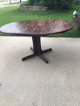 Wood Kitchen Table- Price drop!! in Elgin, Illinois