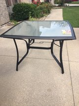 Patio table- 44 inch rectangle- Brand new!! in Elgin, Illinois