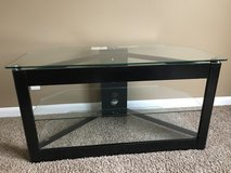 Glass tv stand in Fort Campbell, Kentucky
