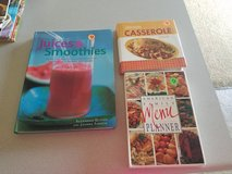 Cookbook lot #4 in Fort Polk, Louisiana