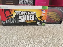 Skateboard Game for Xbox 360 in Camp Lejeune, North Carolina