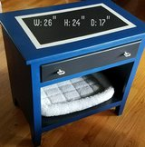 Pet Bed Side Table in Bartlett, Illinois