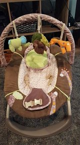 Carter's Cuddle Me Musical Bouncer in Lockport, Illinois