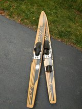 Wooden Water Skis in Bolingbrook, Illinois