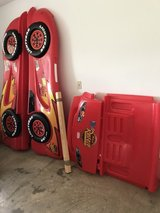 DISNEY CARS TWIN BED FRAME in Fort Knox, Kentucky