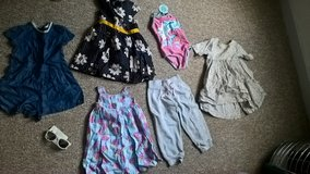 next 2-3 yr bundle &new swimsuit and glasses in Lakenheath, UK