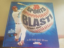 3D Sports Blast* sports illustrated kids* Book in Fort Polk, Louisiana