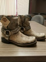 Women's Harley Davidson katerina boots sz 9 in 29 Palms, California