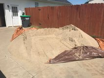 FREE SAND! You Pick Up and Haul in Fort Campbell, Kentucky