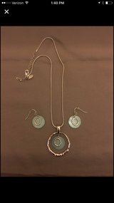 Lia Sophia Necklace and Earrings Set in Glendale Heights, Illinois