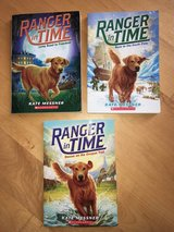 Ranger in Time Book Series for kids Lot of 3 by Kate Messner in Lockport, Illinois