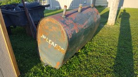 250 Gallon fuel tank with stand (Sale/trade) in Fort Leonard Wood, Missouri