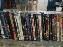Excellent condition DVDs in Elgin, Illinois