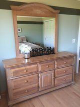 Bedroom Furniture, dresser with mirror in Naperville, Illinois