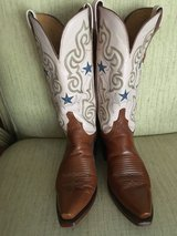 Lucchese 1883 boots in Sugar Land, Texas