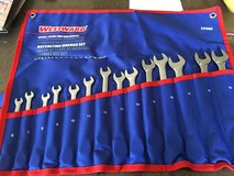 Wrench set 14pc westward. New metric in Bolingbrook, Illinois