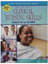 Taylor's video guide to clinical nursing skills students at on CD ROM in Travis AFB, California