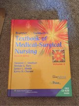 Great condition - VOL II Great condition - Brunner & Suddarth's Textbook of Medical-Surgical Nur... in Travis AFB, California