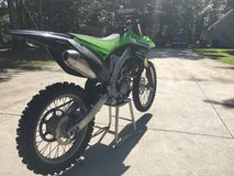 Kawasaki 2012 KX250 F Dirt Bike-Reduced in Camp Lejeune, North Carolina