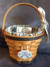 1999 may series daisy Longaberger basket in Fort Riley, Kansas