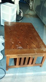 WOODEN COFFEE TABLE in Naperville, Illinois