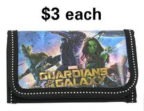 GUARDIANS OF THE GALAXY WALLETS in Columbus, Georgia