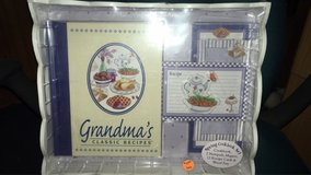 cookbook, serving tray, recipe cards, magnet set in Naperville, Illinois