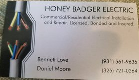 Electrician For All Your Electrical Needs in Fort Campbell, Kentucky