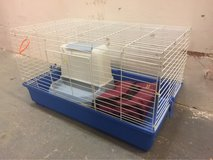 Guinea pig cage in Anchorage, Alaska