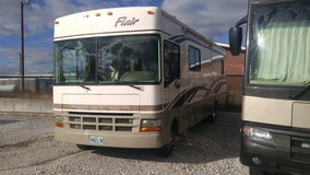 2002 fleetwood flair 32A in Springfield, Missouri