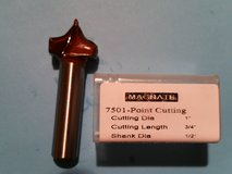 Point Cutting Router Bit - NEW in Fort Campbell, Kentucky