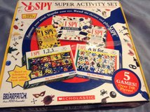I SPY SUPER ACTIVITY SET (NEW) in Vacaville, California