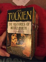 """The Histories of Middle Earth Vol 1-5""  by J.R.R. Tolkien in Travis AFB, California"