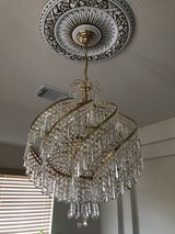 Living room or dinning room chandelier in League City, Texas
