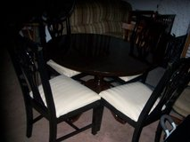 TILE top, DINING-KITCHEN-MAN CAVE/card TABLE in Fort Eustis, Virginia