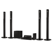 Samsung Blue-Ray Home Theater System in Ramstein, Germany