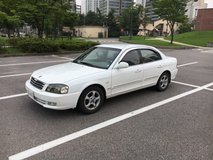 2004 Kia Optima Great Condition! Only 85K Miles $1300 USD in Yongsan, South Korea
