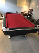 8ft Slate Piece Pool Table in Fort Campbell, Kentucky