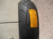 Continental Sport Attack Rear Tire 190/55-17 in Camp Pendleton, California