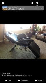 facial bed in Barstow, California