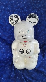 Disney TurnAbout Cookie jar - Mickey Mouse and Minnie Mouse in Chicago, Illinois
