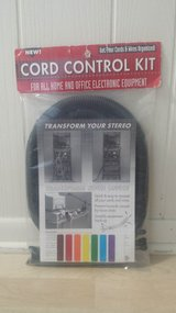 New in Package!  Cord Control Kit in Chicago, Illinois