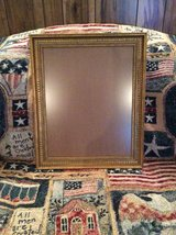 16 X 20 Gold Wood Picture Frame in Leesville, Louisiana