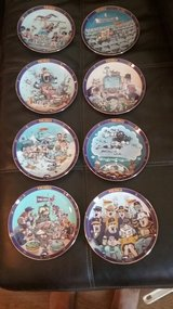 The Ultimate Vikings Fan Plate Collection in Quad Cities, Iowa