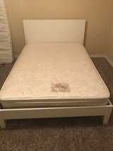 FULL IKEA BED FRAME in League City, Texas