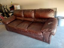 leather sofa in Fort Bliss, Texas