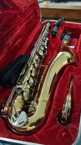 Armstrong Tenor Saxophone with case in Fort Knox, Kentucky