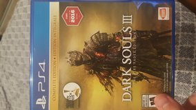 Dark souls 3 the fire fades edition in Barstow, California